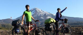 Ciné-Doc : «À vélo chez les bomberos» Quimper