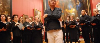 Musique et peinture au musée des Beaux arts Rennes