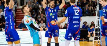 Volley : Ligue A masculine J14 (NRMV/Sète) Rezé