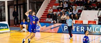 Volley : Ligue A masculine J17 (NRMV/Paris) Rezé