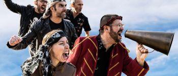 Les Pirates attaquent, conte musical pour les enfants Pornichet