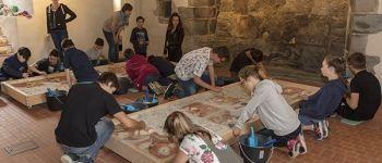 Carré de fouilles - Atelier à partir de 6 ans Châteaubriant