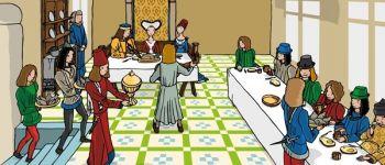 Visite famille - L'art de vivre à la fin du Moyen Âge Châteaubriant