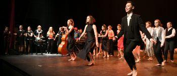 Soirée chorégraphique et musicale Saint-Nazaire