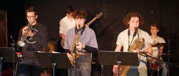 Concert des élèves du département Jazz. Musiques actuelles Saint-Nazaire