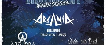 Amarok winter session (Arcania, Aro Ora, Shade and dust) Nantes