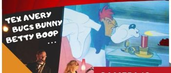 Ciné-concert Cartoon frénésie trio Mesquer