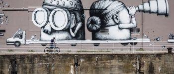 Histoires de Street Art graffitis Nantes