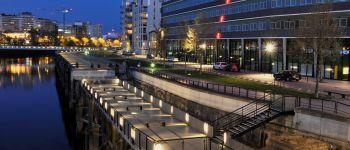 Exploration urbaine sur l\île de Nantes Nantes