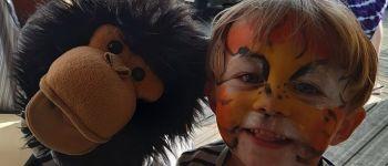 Maquillage pour les enfants contre un don Vannes