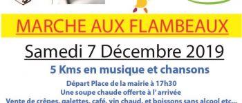 Marche nocturne aux flambeaux Ploërmel