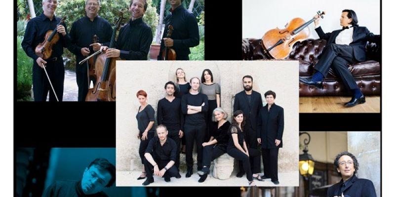 Les Musicales de Blanchardeau, festival musical
