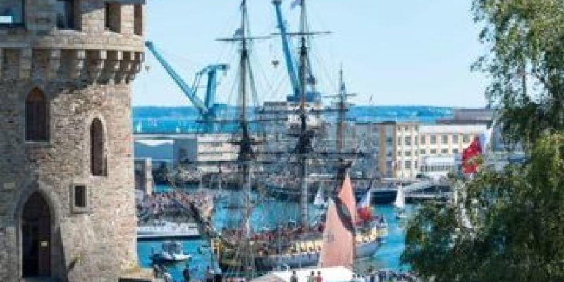 Visite guidée le charme du Brest davant-guerre