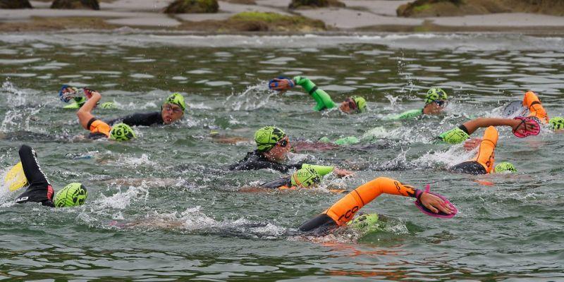 Iroise Swim run