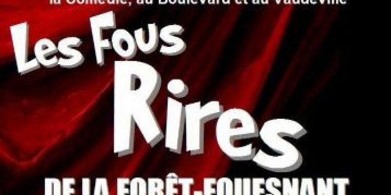 Festival de théâtre Les Fous Rires