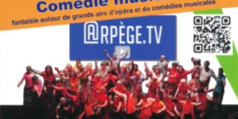 Choeur Arpège de Guingamp - REPORTE