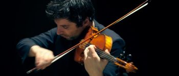 Musique avec Mathias Lévy \Unis vers\ Fougères