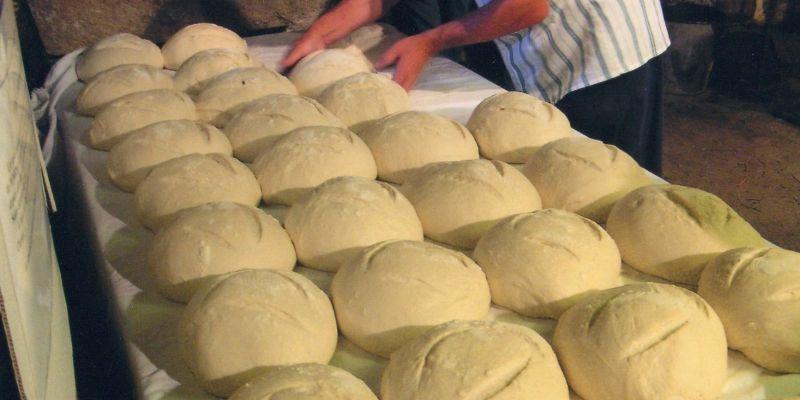 Démonstrations de cuisson de pain, de pâté et de riz et vente sur réservation