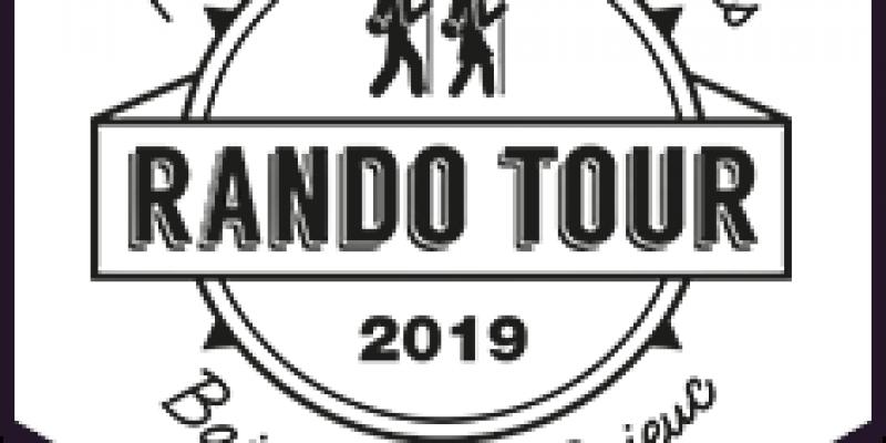 Rando Tour : trajet Binic
