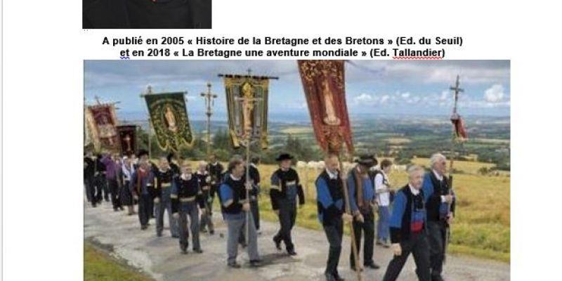 Conférence : La Bretagne : une Histoire mondiale