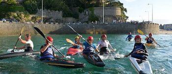 Kayak polo : championnat de France National 4 sénior Dinard