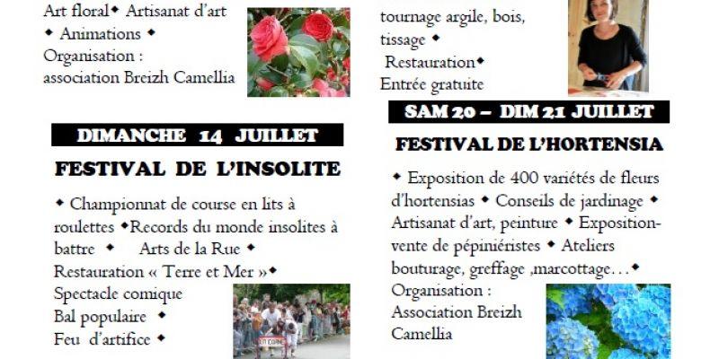 16ème Festival de lHortensia