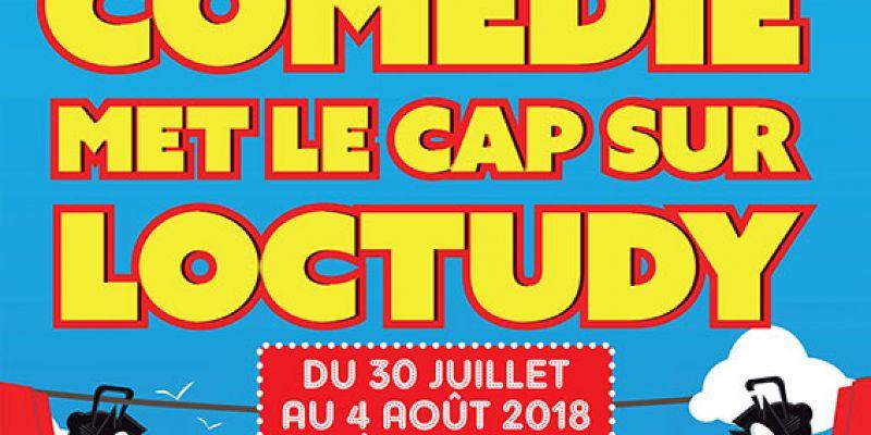 Festival de théâtre - La comédie met le cap sur Loctudy