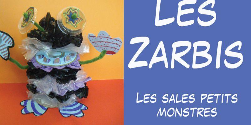 Atelier KréaKids : Petits monstres