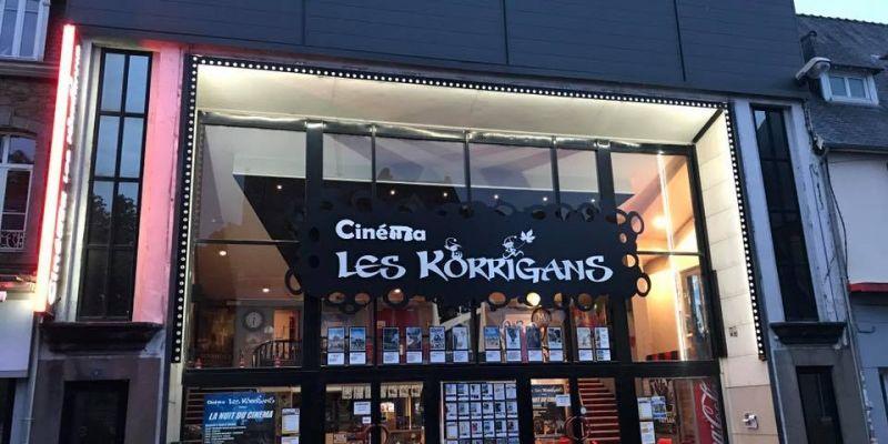 Cinéma Les Korrigans : demandez le programme !