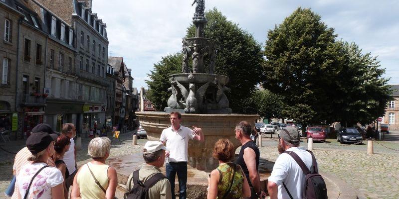 Visite guidée au cœur de Guingamp, Petite Cité de Caractère