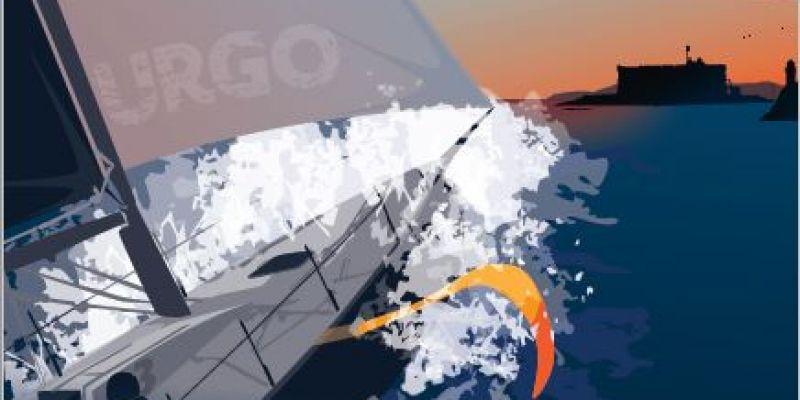 Course La Solitaire Urgo Le Figaro, 50ème édition.