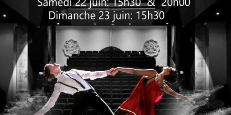Tous en scène - Gala de danse