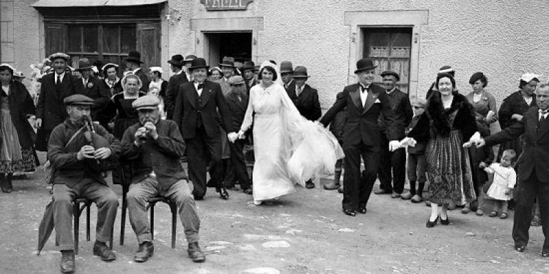 Mariage Breton à lancienne