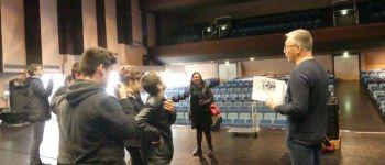 Visite guidée du Palais des Congrès et de la Culture Loudéac