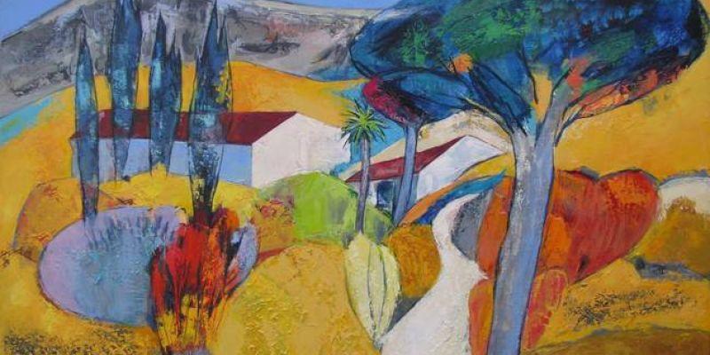 Exposition de peinture De Frémont