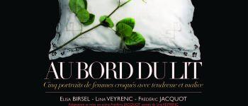 Théâtre - Maupassant au bord du lit - Compagnie théâtre Frédéric Jacquot Erquy