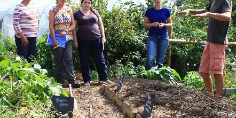 Stage La permaculture au jardin