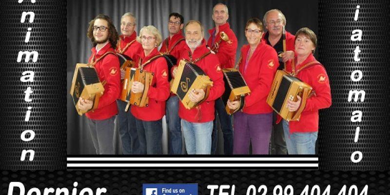 Soirée musicale et danses bretonnes