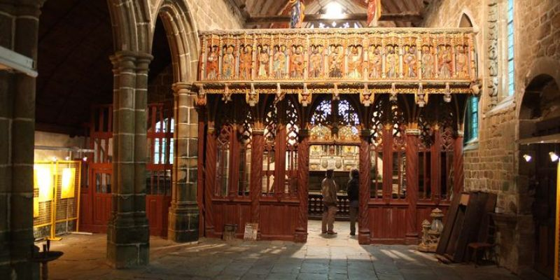 Visite guidée de la Chapelle Notre-Dame de Kerfons
