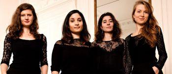 Quatuor Akilone Saint-Brieuc