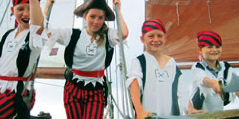 Balade nautique pirates en Goëlo