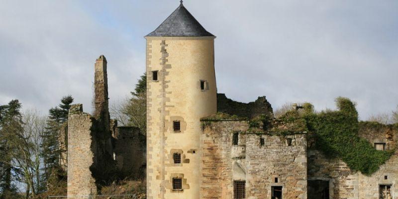 Sixième année douverture exceptionnelle du château de Coëtcandec.