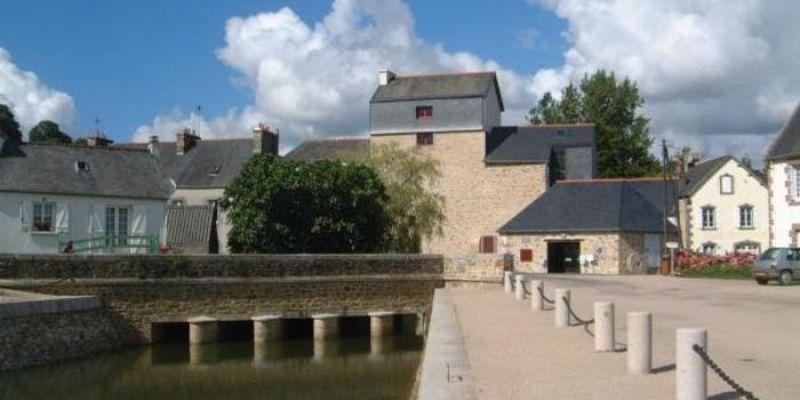 Visite guidée de lEcomusée de la meunerie, au Moulin du Pont