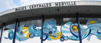 Marché du mercredi à Merville Lorient
