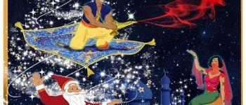 Aladdin sur glace, un Noël de génie Lanester