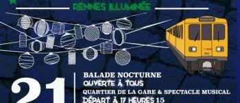 Randonnée pédestre Rennes