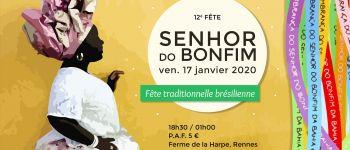 Fête brésilienne Senhor do Bonfim Rennes