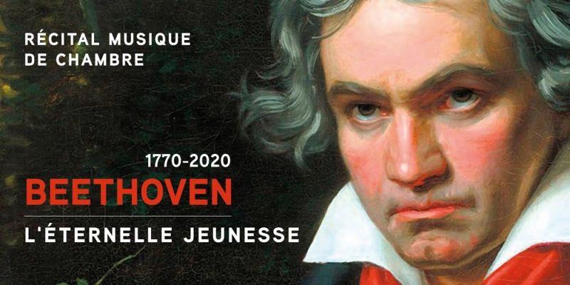 Beethoven, 1770-2020 : l'éternelle jeunesse