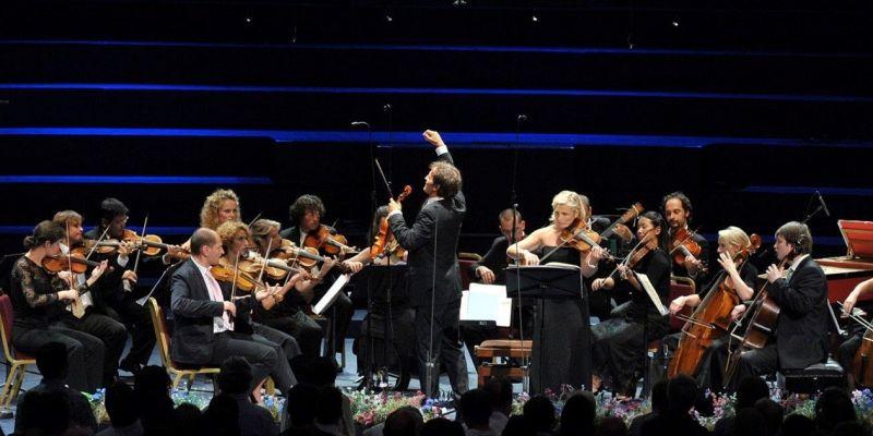Concert de Noël de l'ensemble Matheus