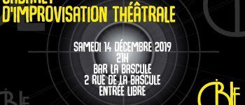 Cabaret d'improvisation théâtrale de La Cible Rennes